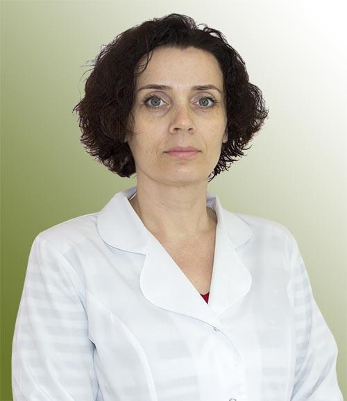 Белокриницкая Ю. В.